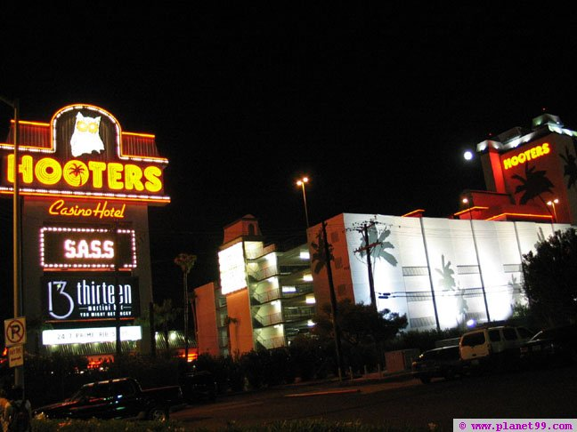 Hooters Hotel and Casino , Las Vegas