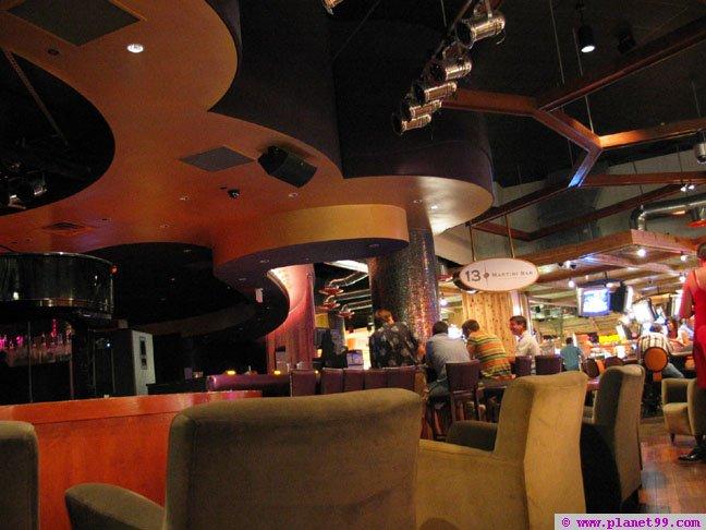 13 Martini Bar , Las Vegas