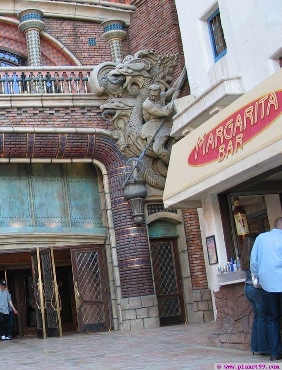 Margarita Bar at TI , Las Vegas