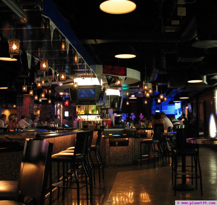 Toby Keith's I Love This Bar and Grill , Las Vegas