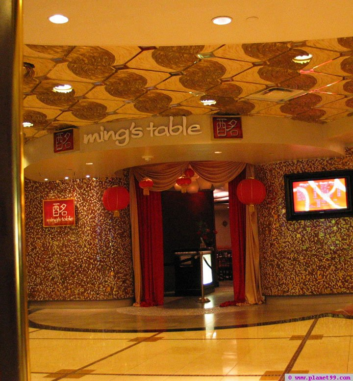 Ming's Table , Las Vegas