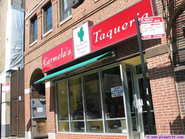 Carmela's Taqueria , Chicago