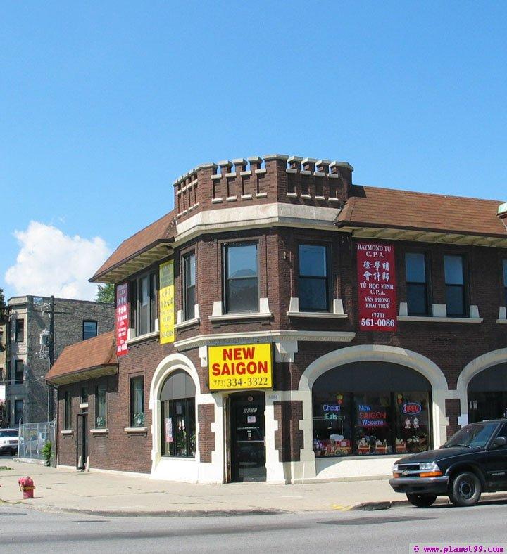 New Saigon Restaurant , Chicago