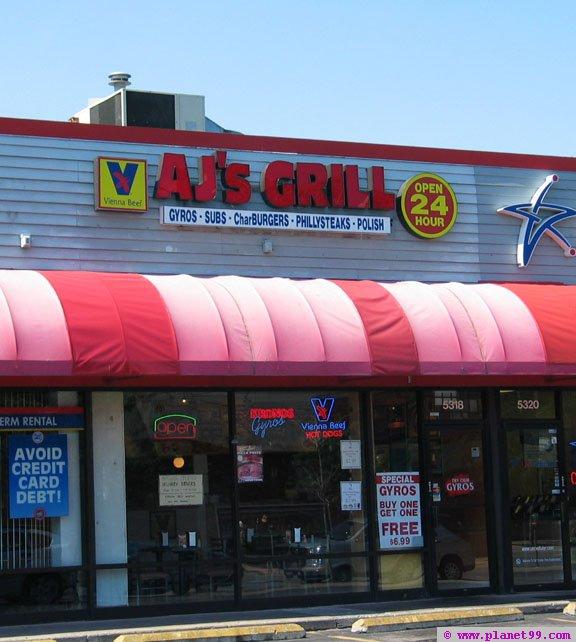 AJ's Grill , Chicago
