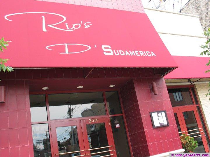 Chicago , Rios D'Sudamerica
