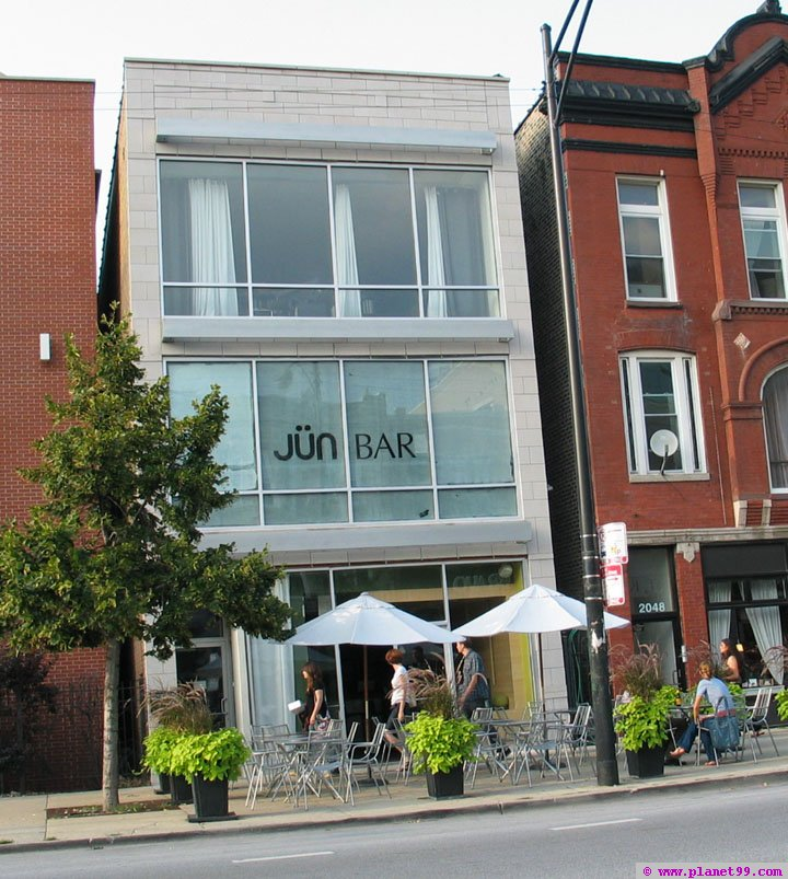 Jun Bar  , Chicago