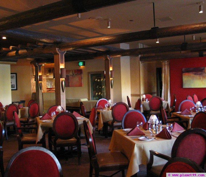 Legends Steak and Seafood , Las Vegas
