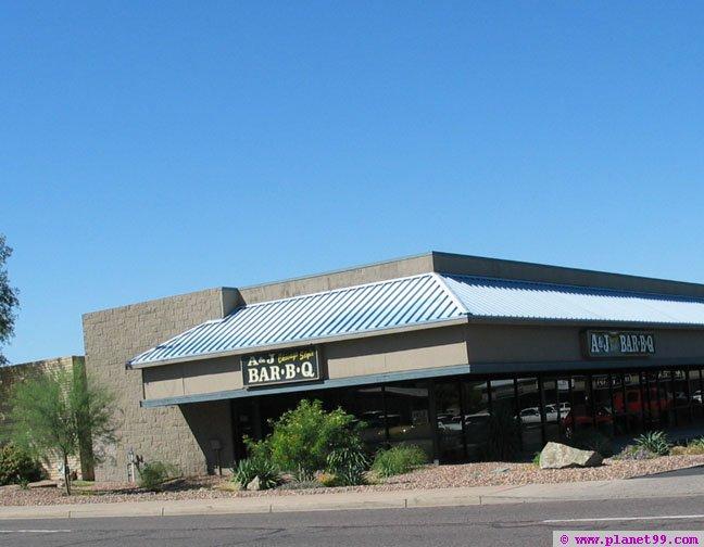 A and J Bar-B-Q , Phoenix
