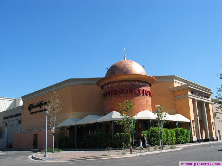 Cheesecake Factory , Phoenix