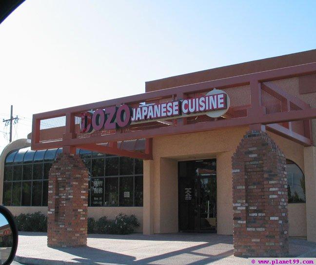Dozo Japanese , Scottsdale