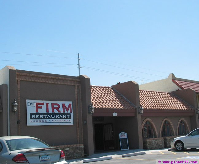 Scottsdale , Firm Restaurant