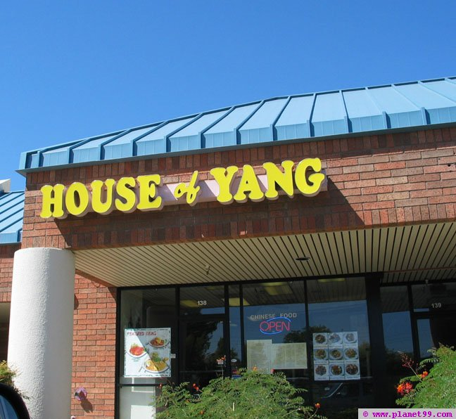 Scottsdale , House of Yang