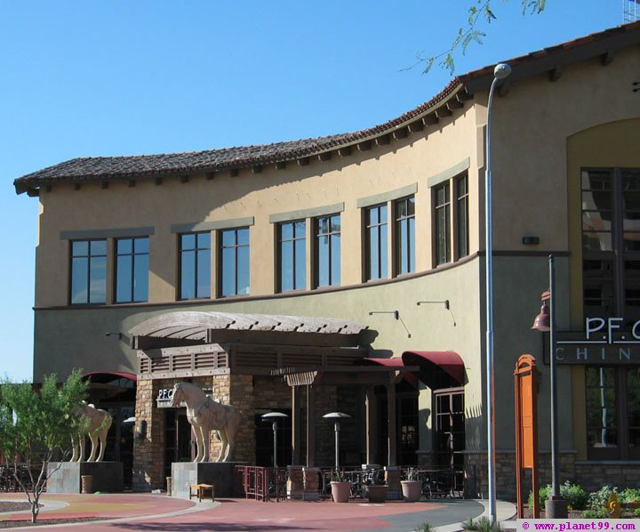 PF Chang's , Scottsdale