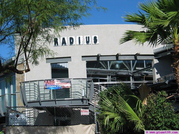 Radius / Axis  , Scottsdale