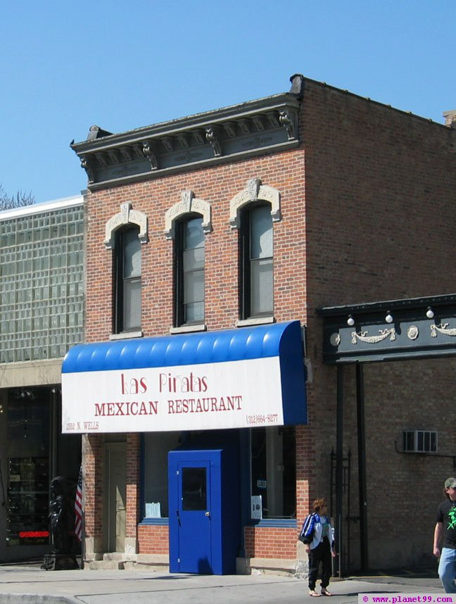 Chicago , Las Pinatas Mexican Food