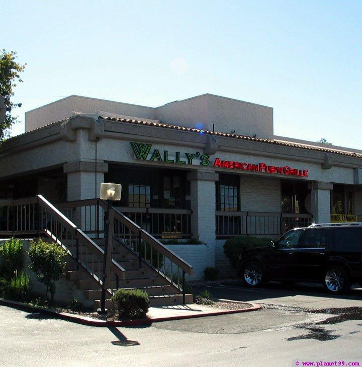Wally's American Pub n Grill , Phoenix