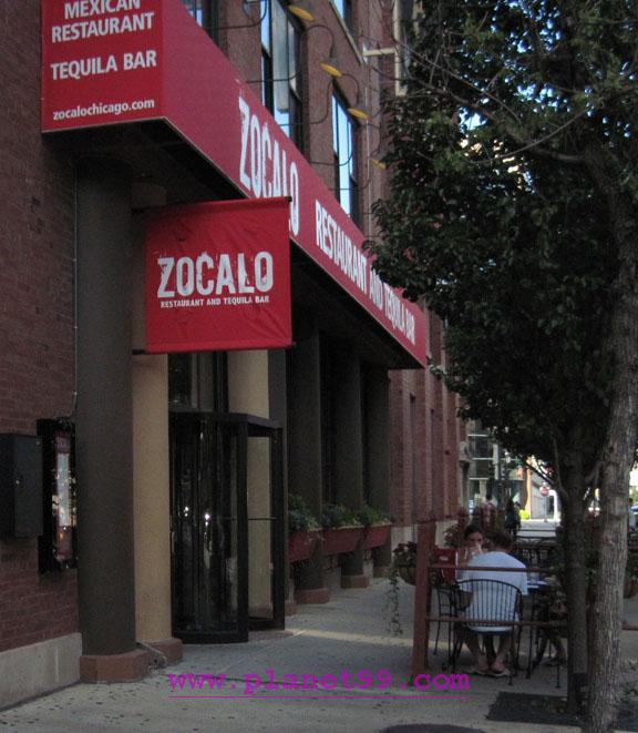 Zocalo , Chicago