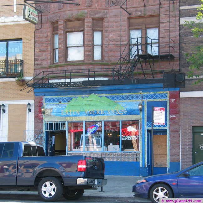 Latin American Restaurant , Chicago