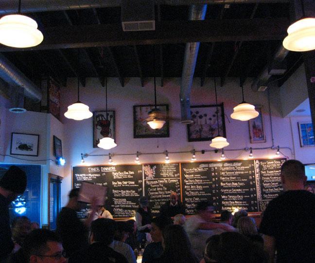 Glenn's Diner , Chicago