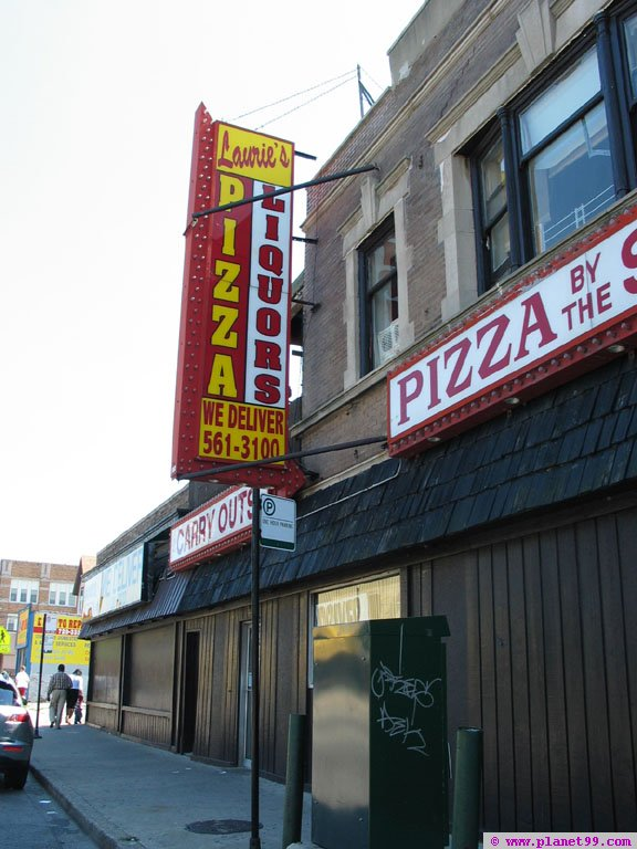 Laurie's Pizza , Chicago