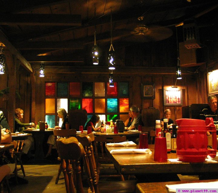 Horny Toad Restaurant , Cave Creek