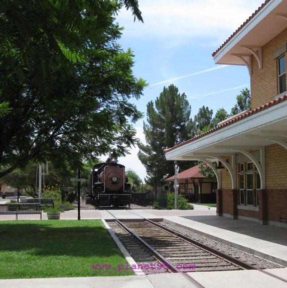 Arizona Railway Museum , Chandler