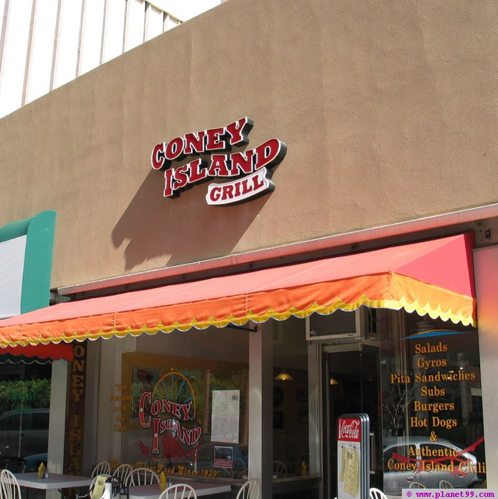 Coney Island Sandwich Shop , Phoenix