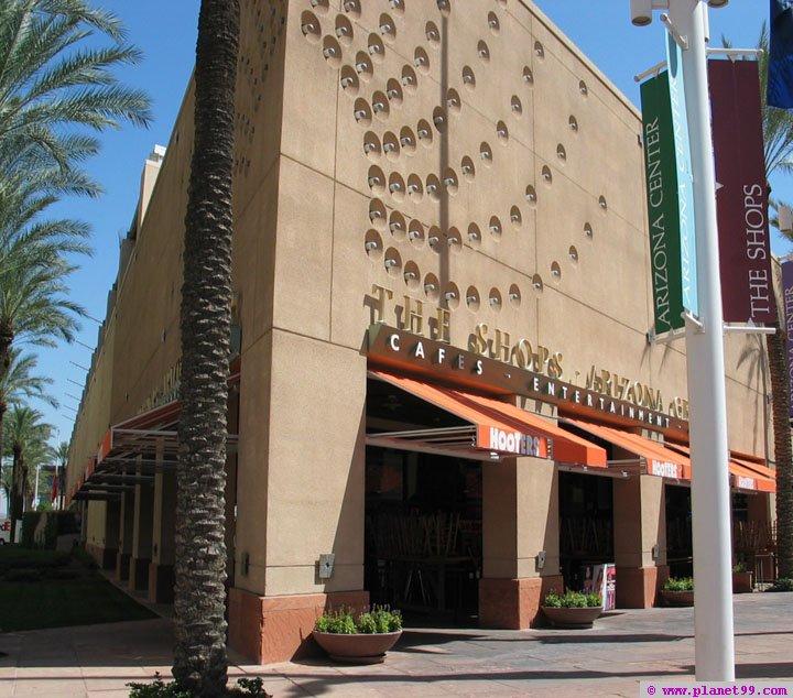 Hooters @ Arizona Center , Phoenix