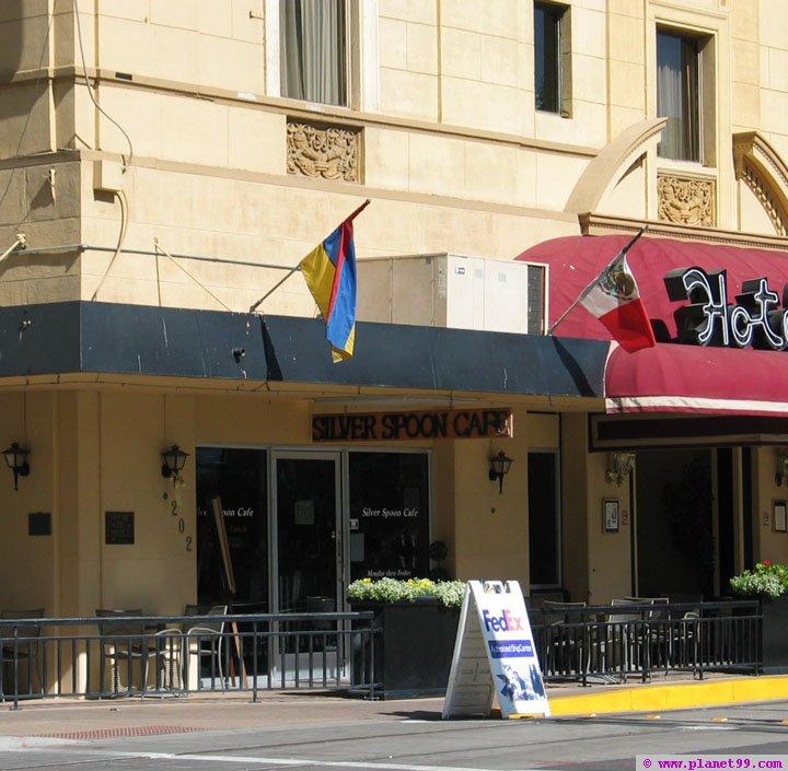 Silver Spoon Cafe , Phoenix