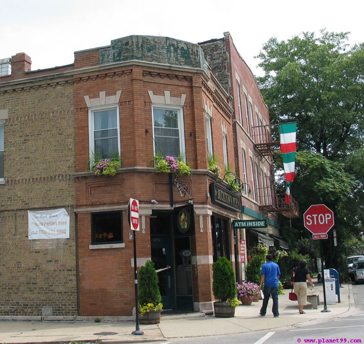 Bucktown Pub , Chicago