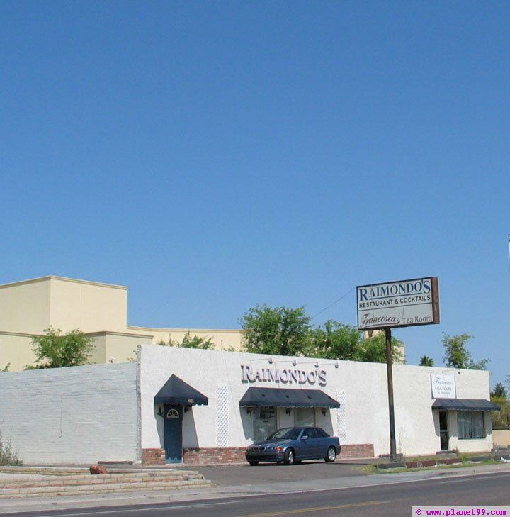 Raimondo's Restaurant and Lounge , Phoenix