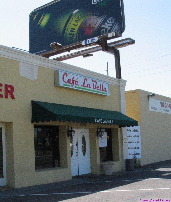Cafe La Bella , Phoenix