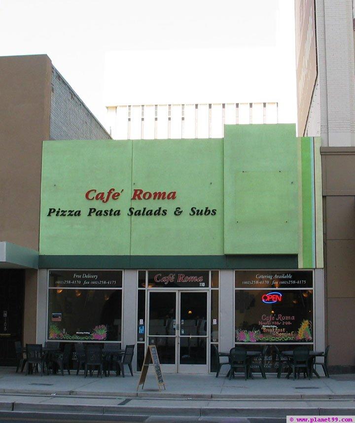 Cafe Roma , Phoenix