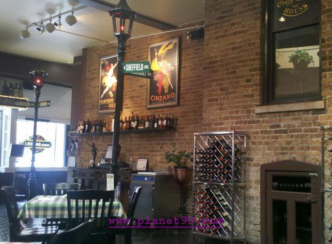 Chicago , Leona's Neighborhood Place