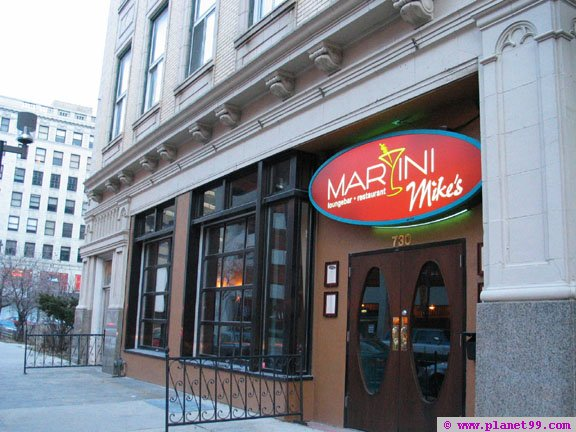 Martini Mike's , Milwaukee