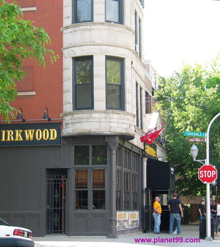 Kirkwood Bar and Grill , Chicago