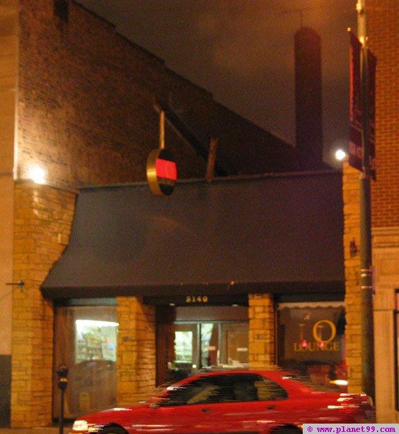 O Lounge , Chicago