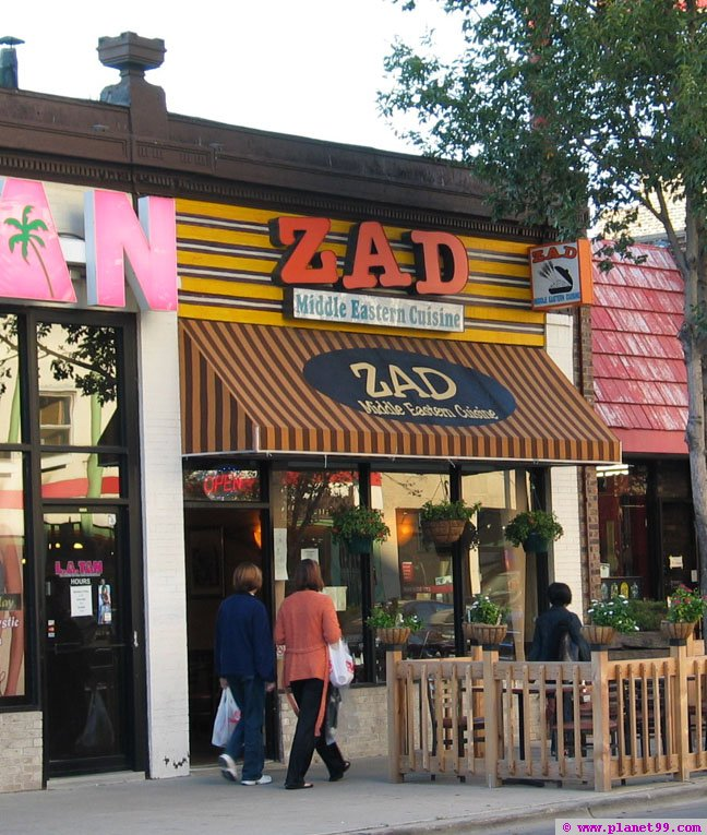 Zad , Chicago