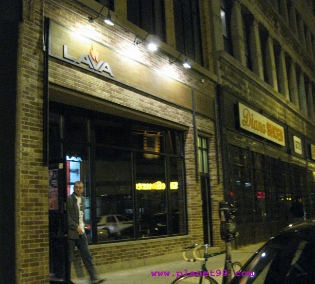 Lava Lounge  , Chicago