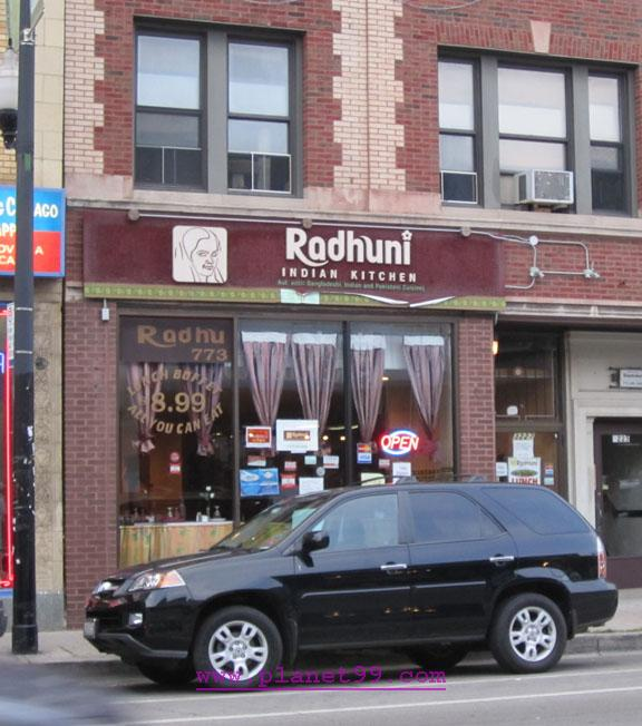Radhuni , Chicago