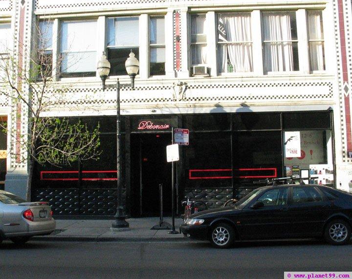 Debonair Social Club , Chicago