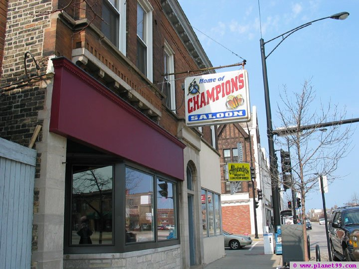 Home of Champions Saloon , Chicago
