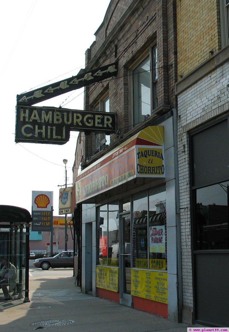 Taqueria El Chorrito , Chicago