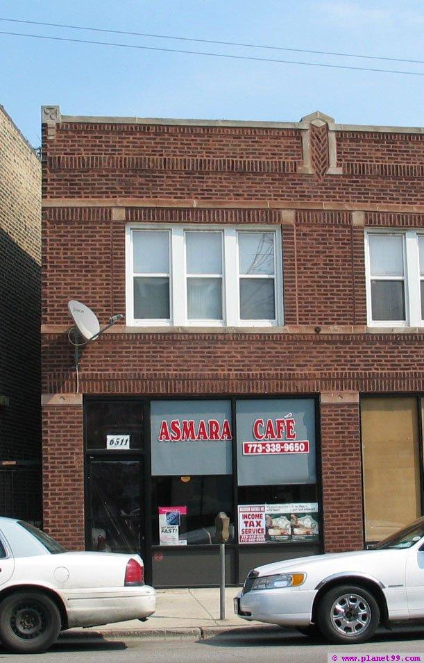 Asmara Cafe , Chicago
