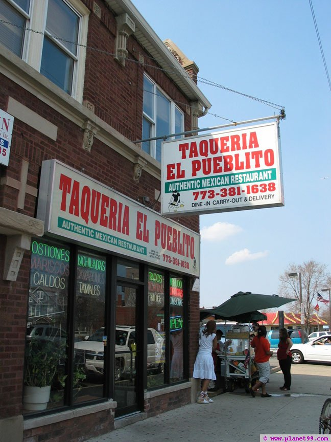 Taqueria El Pueblito , Chicago
