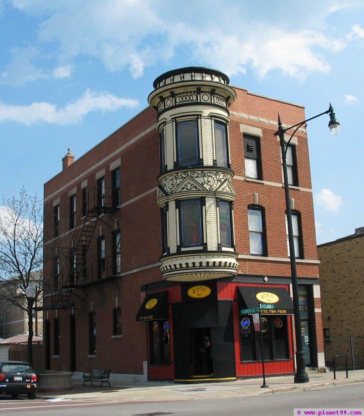 Sofo Bar , Chicago