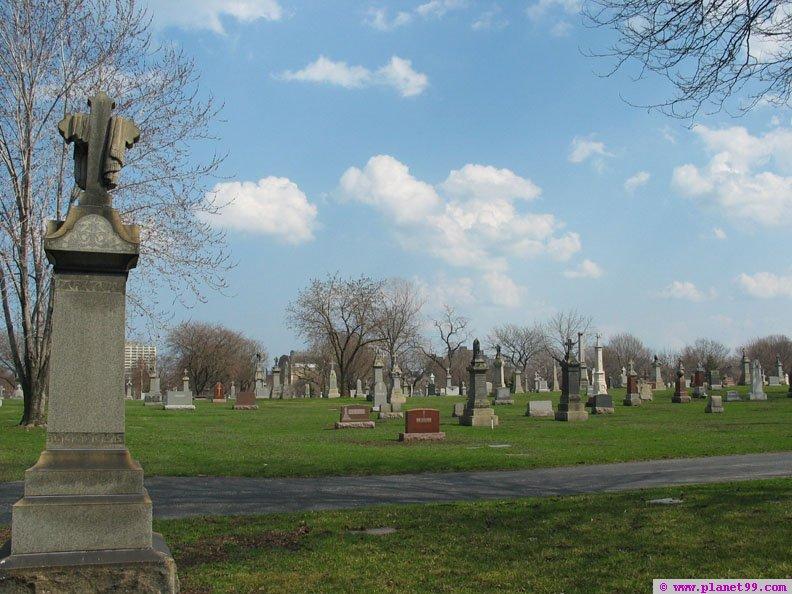 St Boniface Cemetary - Catholic , Chicago