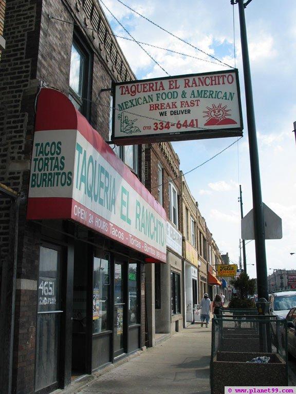 Taqueria El Ranchito , Chicago