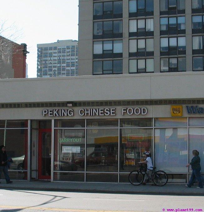 Peking Chinese , Chicago