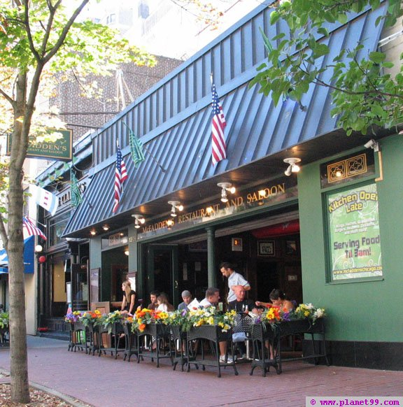 McFadden's Restaurant and Saloon , Chicago
